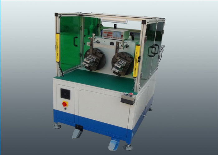 Auto Double-station Horizontal Stator Winding Machine For Copper Wire SMT-WR100