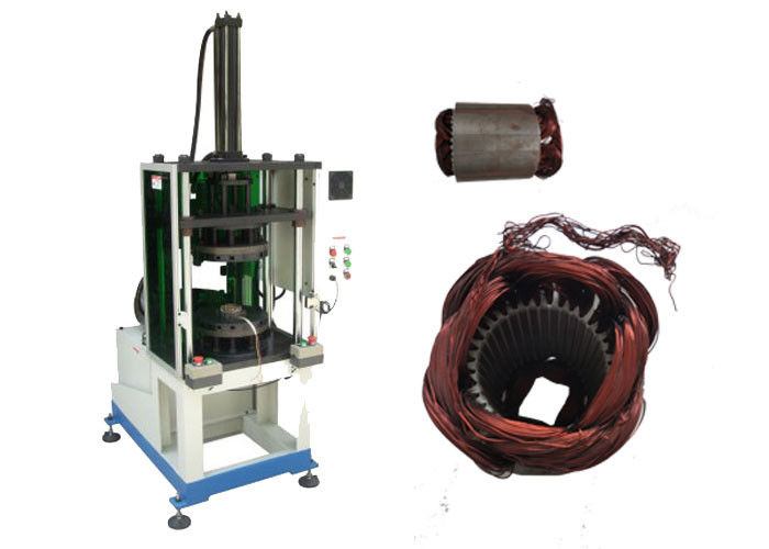 ZJ160 Stator Coil Middle Winding Forming Machine With Protection