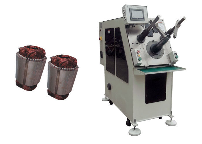 High Precision Electric Stator Winding Machine SMT - K90 ≤160mm Stator OD