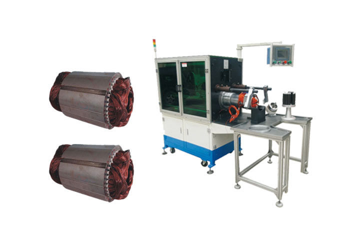SMT - KW300 Stator Winding Inserting Machine , Automatic Stator Winding Machine