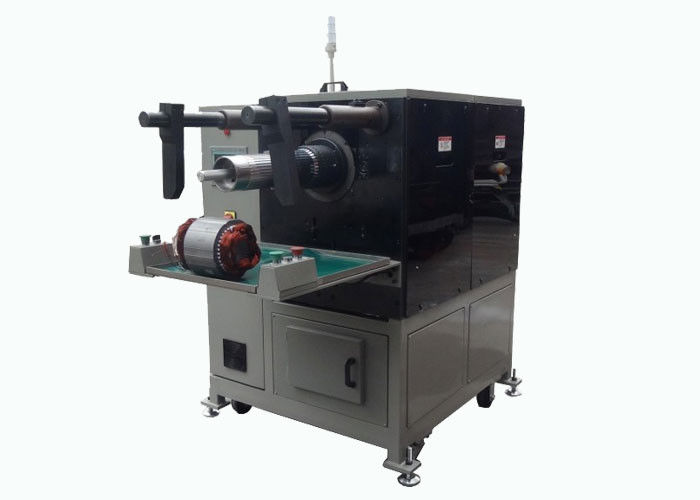 SMT-QX10 Winding Inserting Machine , Automatic Slot Armature Winding Machine