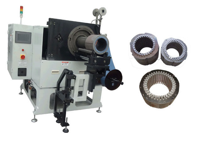 Stator Slot Insulation Machine Paper Insertion Machine SMT-CW300