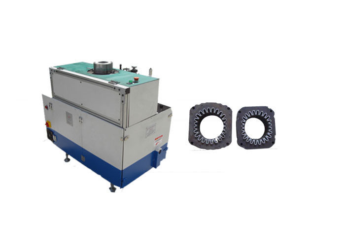 Multi - Shape Car Stator Slot Insulation Machine Paper Insertion Machine