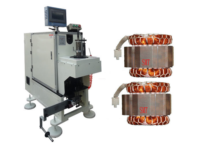 Three - Phase Motor Stator End Motor Winding Equipment  SMT - DB100