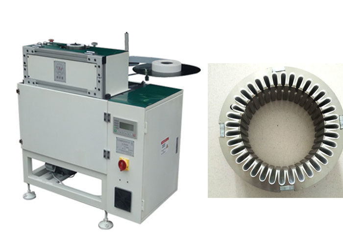 Automatic Slot Insulation Machine for DC Motor , Wiper Motor , Washing Machine