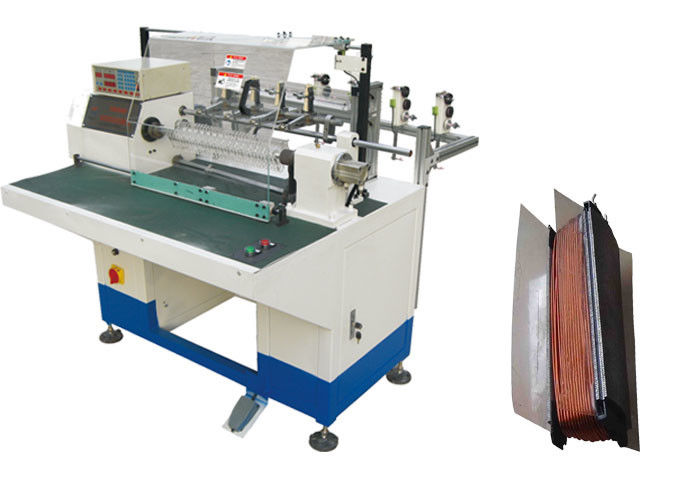 1-8 Winding Heads Automatic Copper Wire Coiling Machine for AC/DC Motor Making