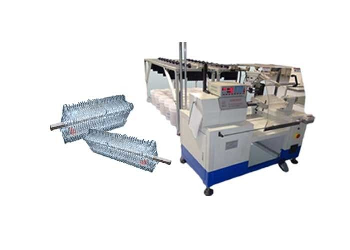 ISO / BV / SGS Audited AC Motor Coil Winding / Copper Wire Coiling Machine